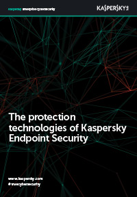 Les technologies de protection de Kaspersky Endpoint Security for Business